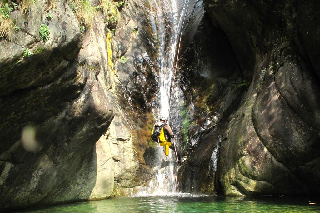 Canyoning-valsesia