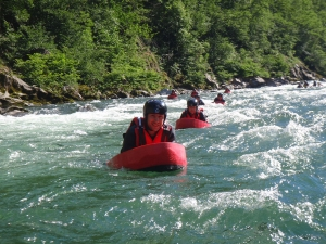 Attività Fiume Hydrospeed - Rafting Valsesia Sport