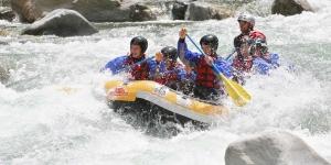 Extreme Rafting Valsesia Sport