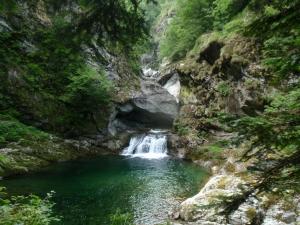 Canyoning Piemonte, un ambiente spettacolare.