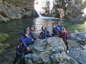Rafting Piemonte, divertimento assicurato con Canyoning.