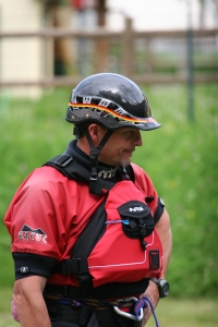 Maurizio Galetti Coordinatore Tecnico Valsesia Rafting
