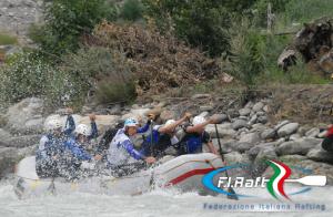 Gare Rafting Campionato Italiano