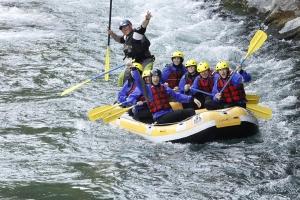 Attività Fiume - Rafting Valsesia Sport