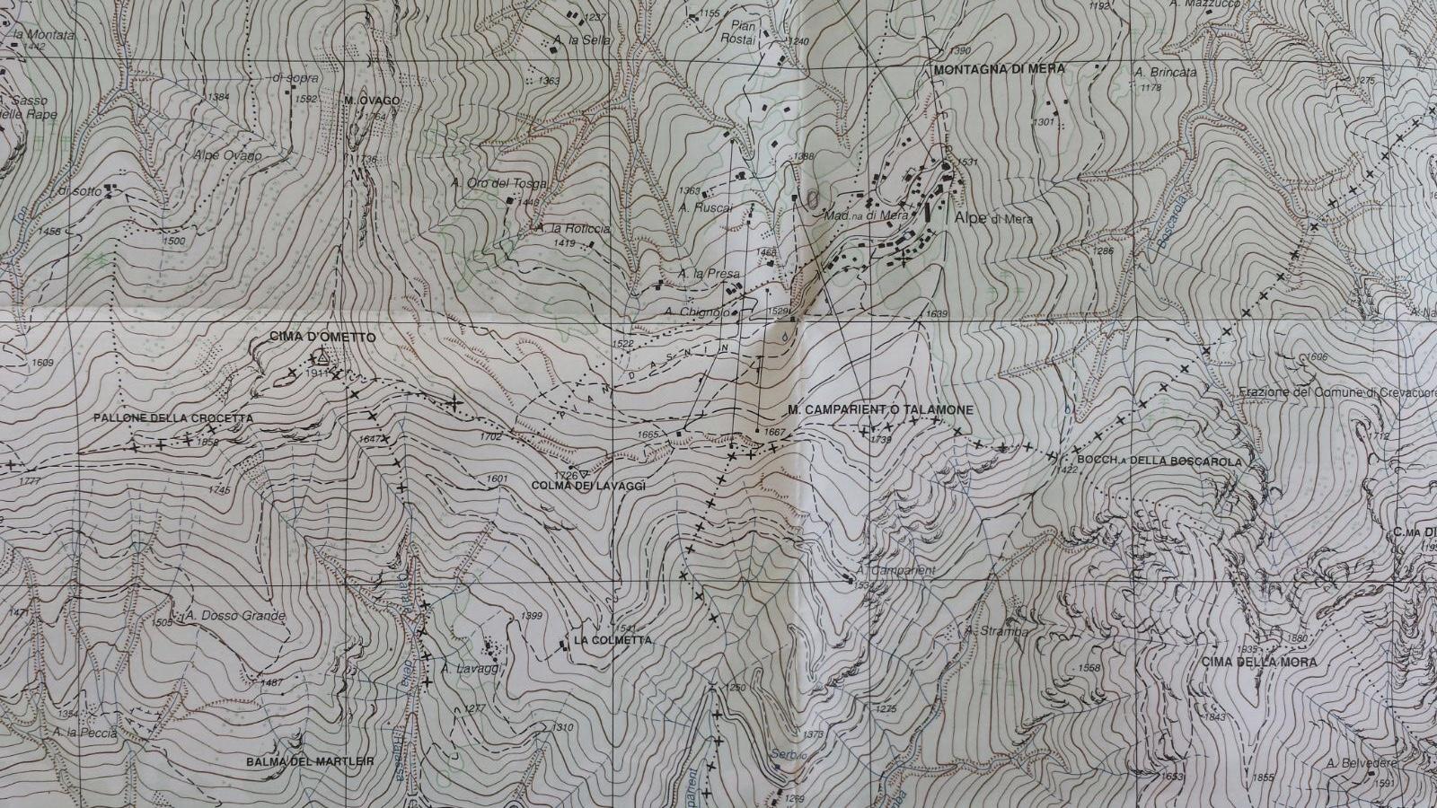 Orienteering percorso #2